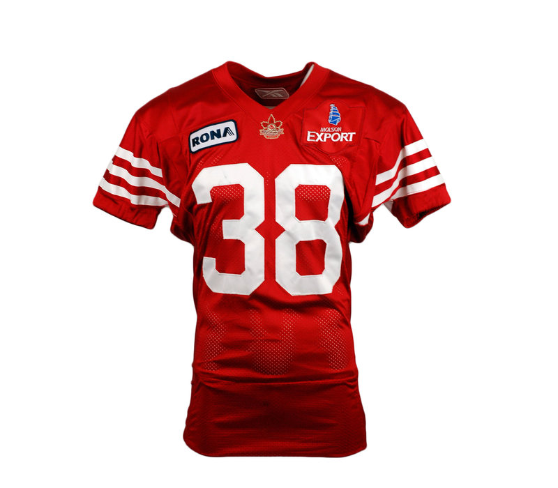 2009 RETRO GAME JERSEY - #38