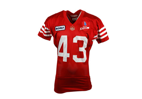 Reebok 2009 RETRO GAME JERSEY - #43