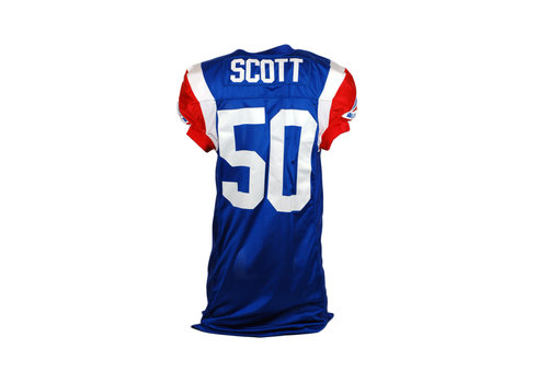 Reebok 2010 SCOTT RETRO GAME JERSEY
