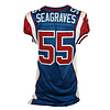 Reebok 2010 SEAGRAVES RETRO GAME JERSEY