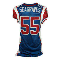 2010 SEAGRAVES RETRO GAME JERSEY