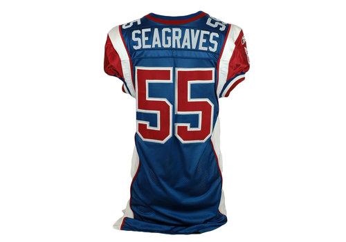 Reebok JERSEY DE MATCH RETRO 2010 SEAGRAVES