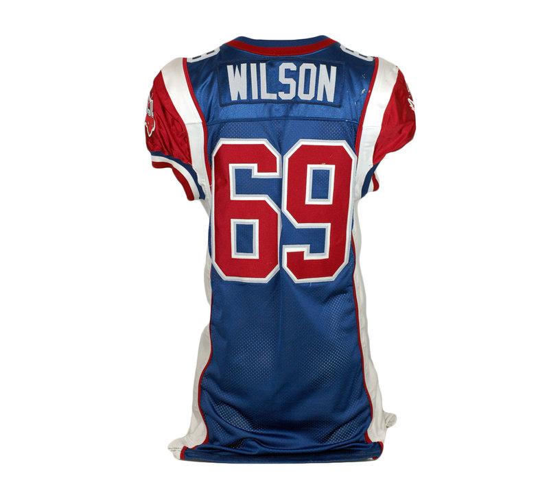 2010 WILSON RETRO GAME JERSEY