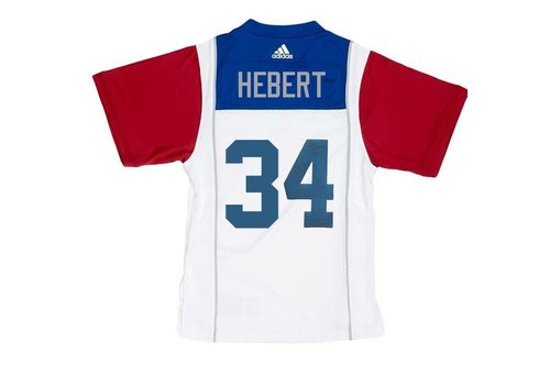 Adidas SIGNED HEBERT AWAY JERSEY