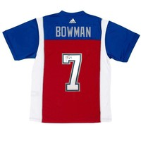 SIGNED BOWMAN HOME JERSEY