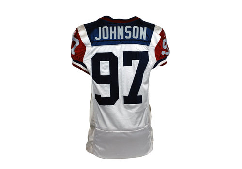 Reebok JERSEY DE MATCH RETRO 2008 JOHNSON