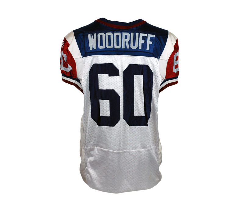 2010 WOODRUFF RETRO GAME JERSEY