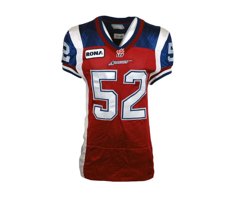 2011 GUZMAN RETRO GAME JERSEY