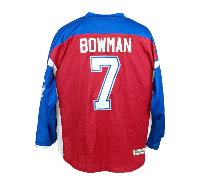 JERSEY DE HOCKEY BOWMAN #7