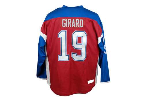 GIRARD #19 HOCKEY JERSEY