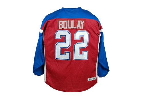 JERSEY DE HOCKEY BOULAY #22
