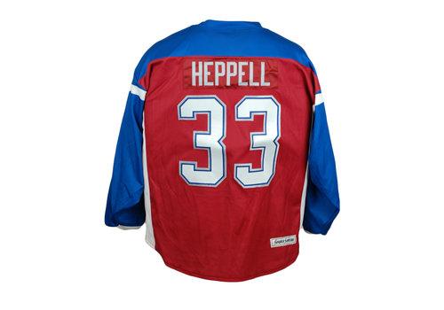 HEPPELL #33 HOCKEY JERSEY