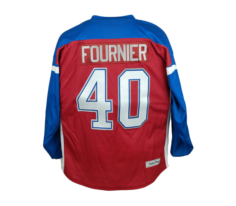 JERSEY DE HOCKEY FOURNIER #40