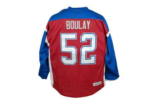 BOULAY #52 HOCKEY JERSEY