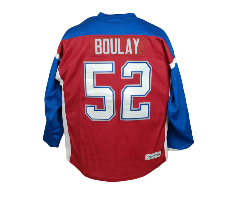 JERSEY DE HOCKEY BOULAY #52