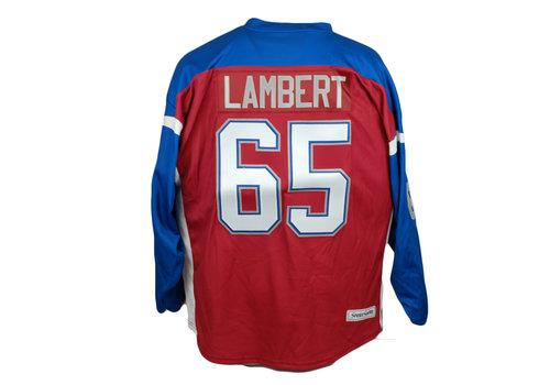 LAMBERT #65 HOCKEY JERSEY
