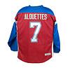 ALOUETTES #7 HOCKEY JERSEY