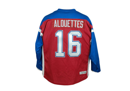 ALOUETTES #16 HOCKEY JERSEY