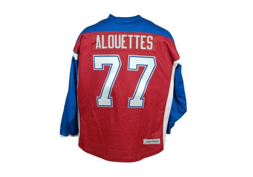 JERSEY DE HOCKEY ALOUETTES #77