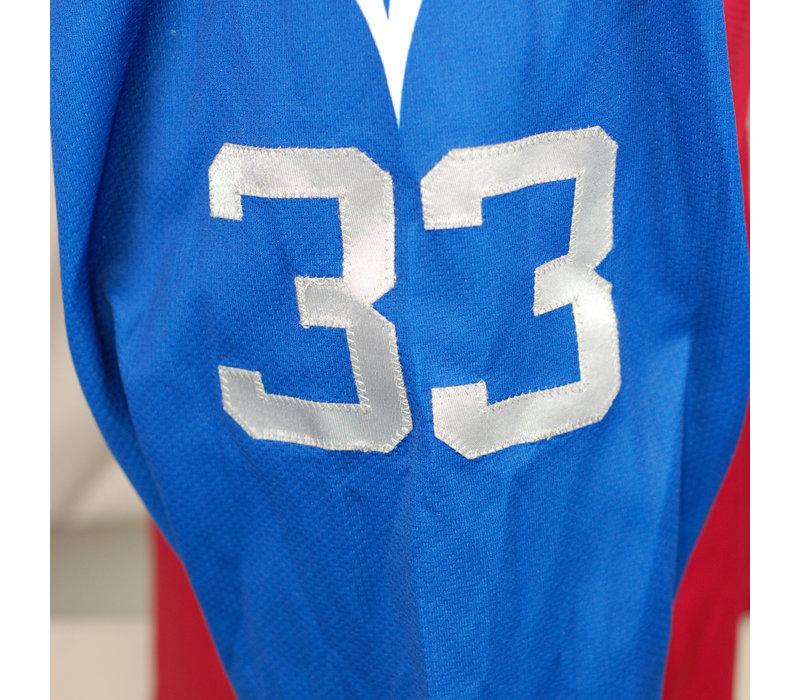 JERSEY DE HOCKEY HEPPELL #33