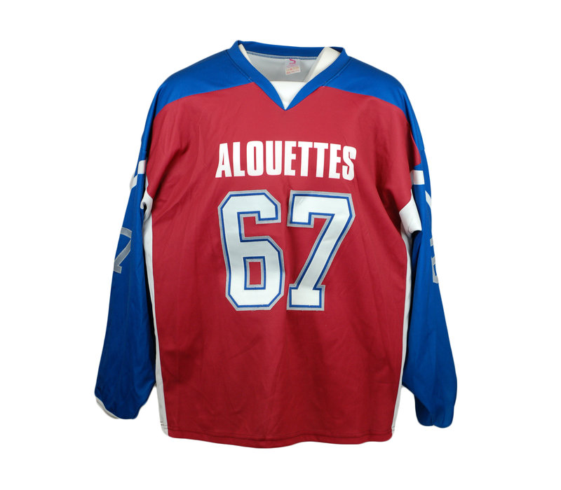 JERSEY DE HOCKEY MUDGE #67