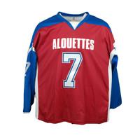 JERSEY DE HOCKEY ALOUETTES #7