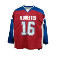 JERSEY DE HOCKEY ALOUETTES #16