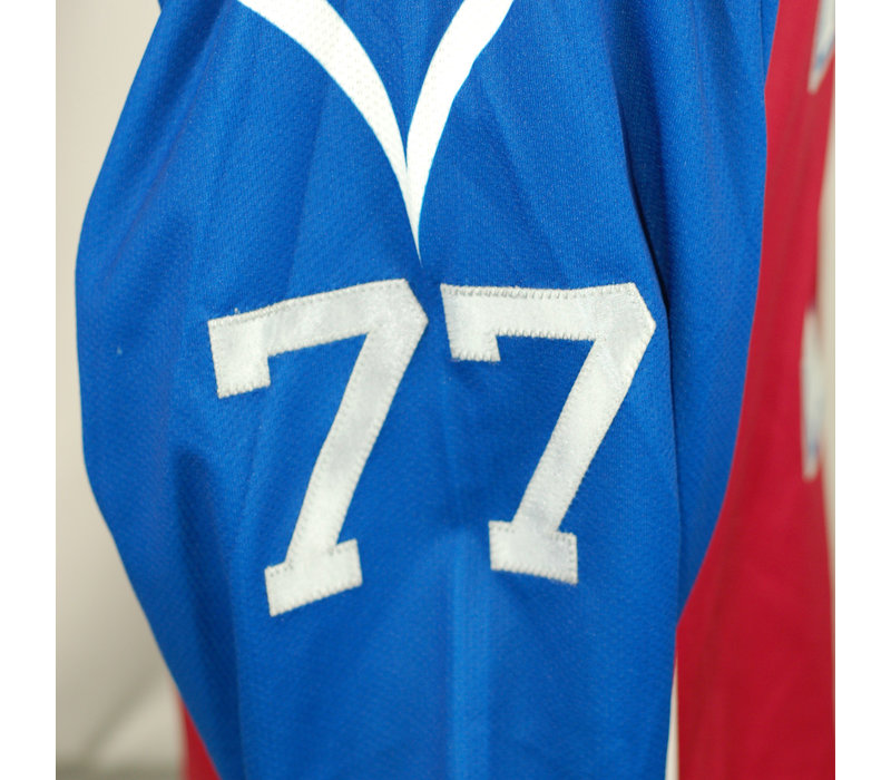 ALOUETTES #77 HOCKEY JERSEY