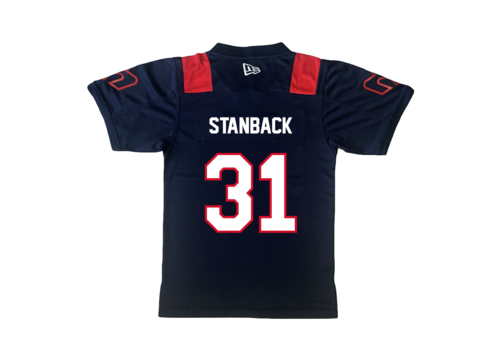 New Era STANBACK HOME JERSEY