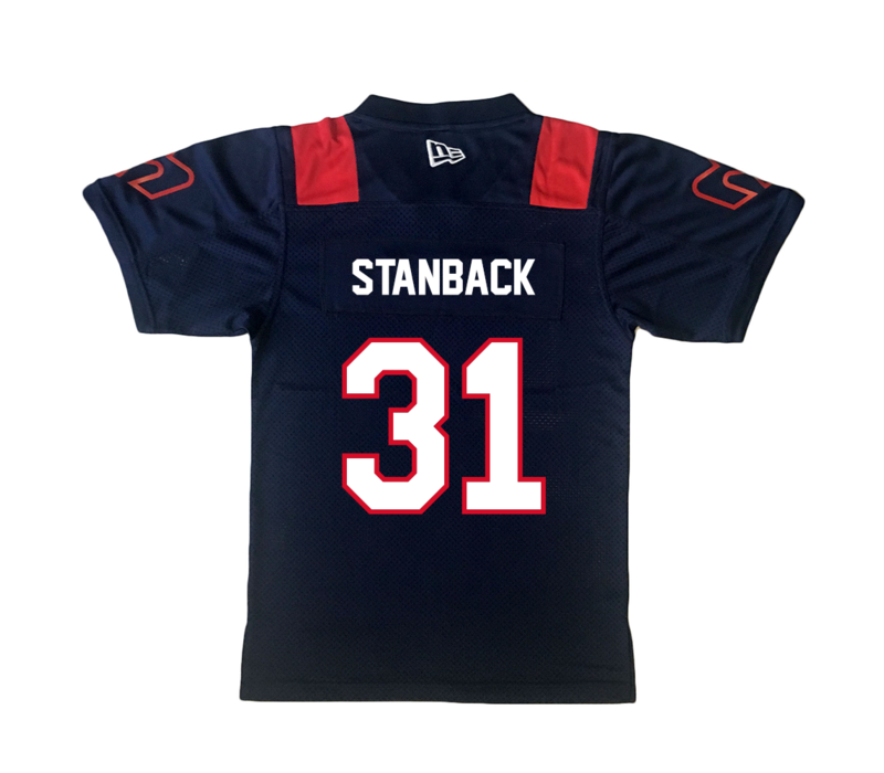 STANBACK HOME JERSEY