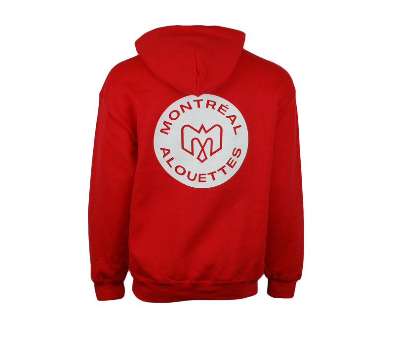 REACH HOODIE RED YOUTH