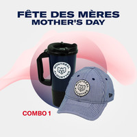 FÊTE DES MÈRES - COMBO 1