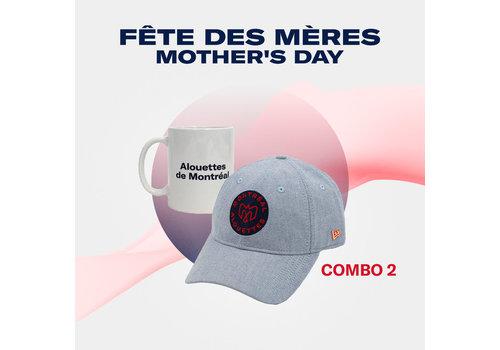 FÊTE DES MÈRES - COMBO 2