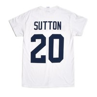 SUTTON PLAYER SHIRT