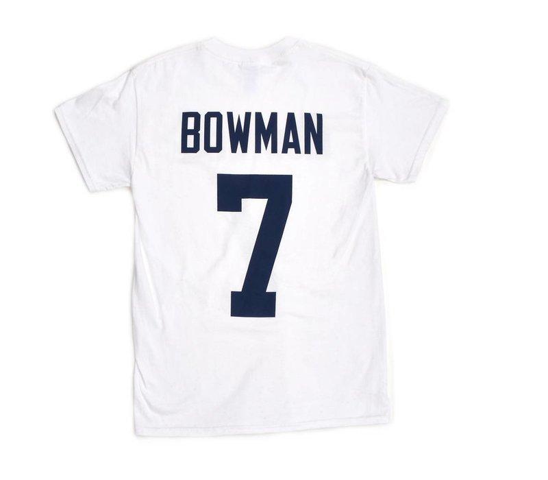 BOWMAN PLAYER SHIRT