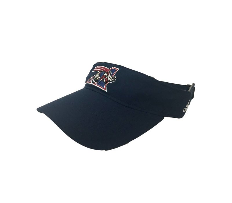 COACHES VISOR BLUE