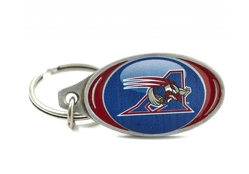 Hunter FOOTBALL KEY CHAIN