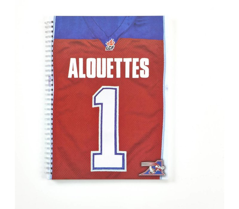 CAHIER ALOUETTES
