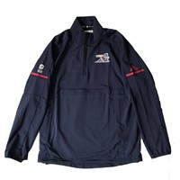 sports shoes ef027 a8f4c Adidas 1/4 ZIP SIDELINE JACKET