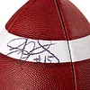 Wilson SIGNED SAM GIGUERE FOOTBALL