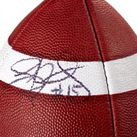 SIGNED SAM GIGUERE FOOTBALL