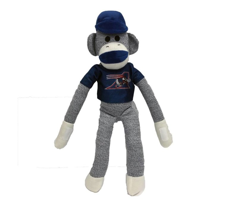 ALOUETTES SOCK MONKEY