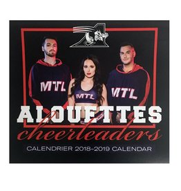 AlsFC CALENDRIER DES CHEERLEADERS 2018