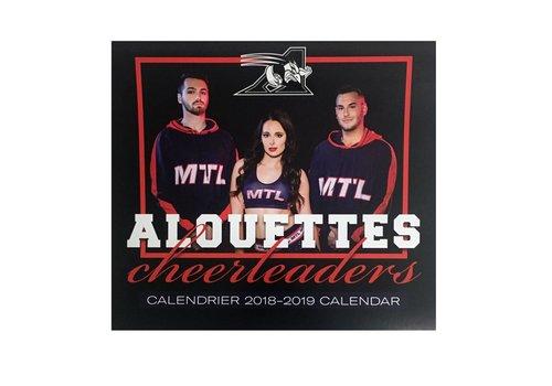 AlsFC 2018 CHEERLEADER CALENDAR