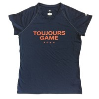 TOUJOURS GAME SHIRT W