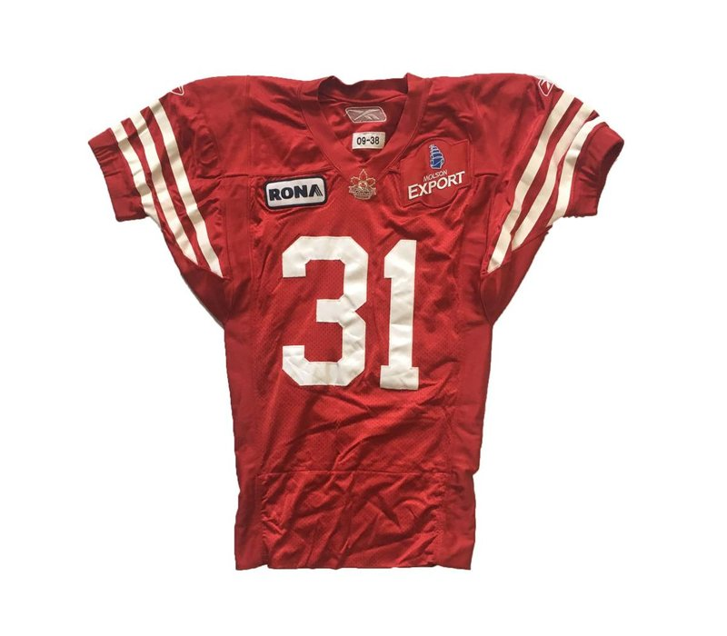 2009 RETRO GAME JERSEY - #31