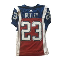 JERSEY DE MATCH RUTLEY