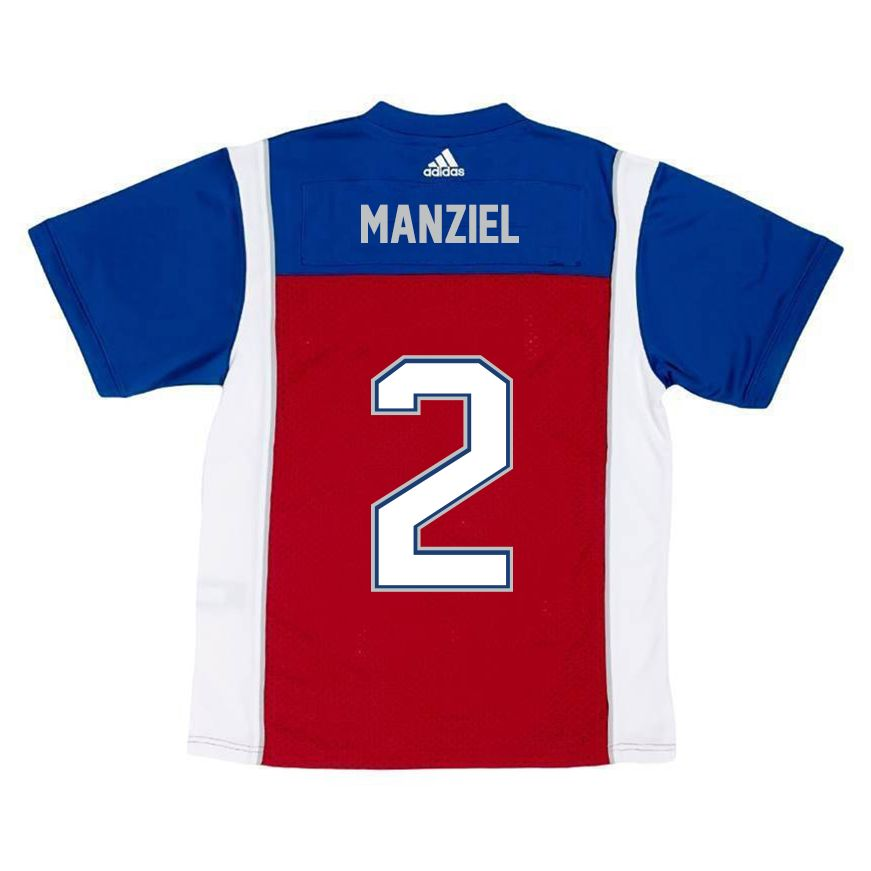 manziel adidas home jersey montreal alouettes
