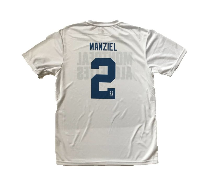 MANZIEL LOCKER ROOM SHIRT
