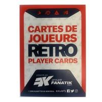 CARTES DE JOUEURS RETRO